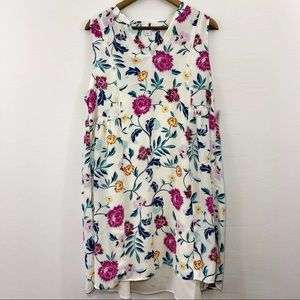 OLD NAVY | NWT FLORAL SHIFT DRESS